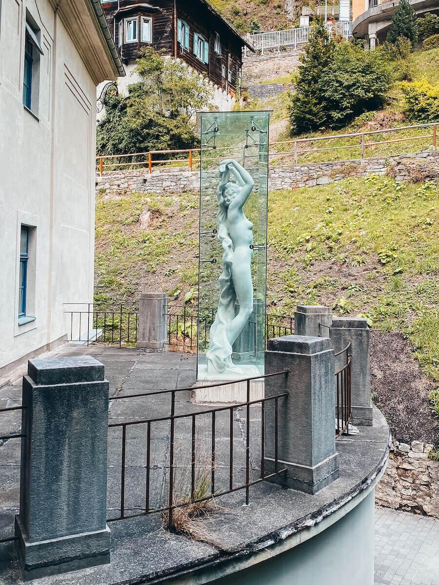 Das Licht Josef Thorak Bad Gastein