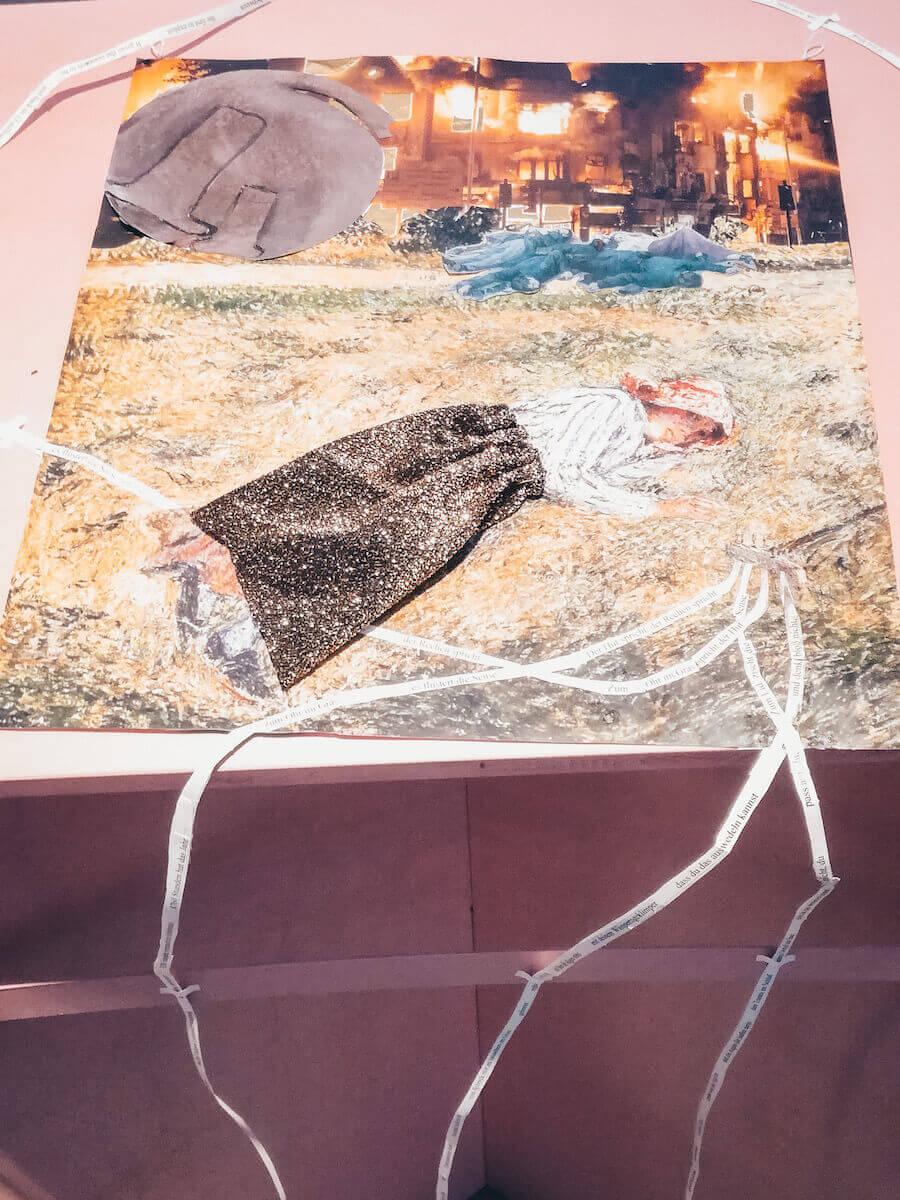 Alice Creischer Sleep