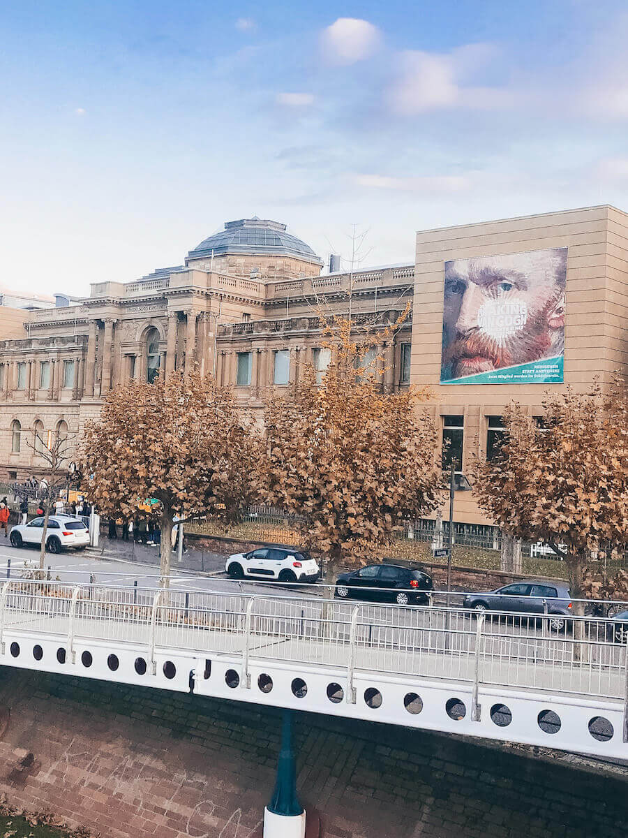 Making Van Gogh Frankfurt
