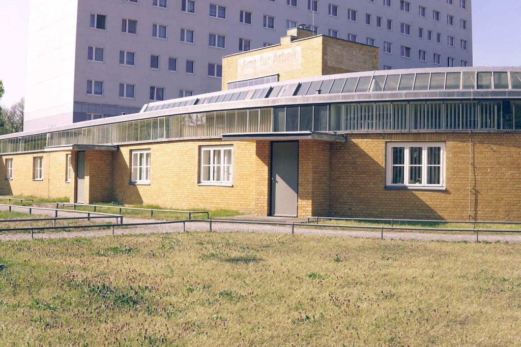 Arbeitsamt Bauhaus