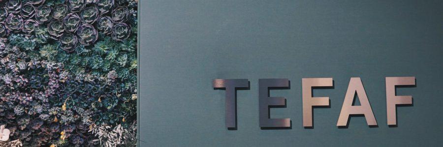 Front entrance TEFAF
